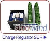 Superwind Charge Regulator SCR