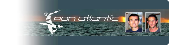 Pan Atlantic Logo & Team