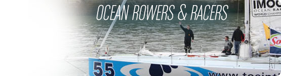 Mactra Marine Equipment Logo  - Ocean Rowers and Racers